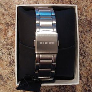 Ben Sherman Accessories - BEN SHERMAN Men's Silvertone Watch-Price is Firm